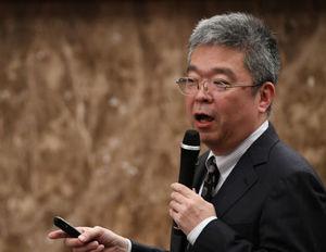 著者と語る『2050年のメディア』下山進・慶応義塾大学総合政策学部特別招聘教授 写真 2