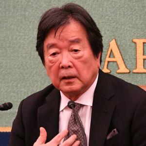 著者と語る『見えない戦争 インビジブルウォー』田中均・日本総研国際戦略研究所理事長 写真 1