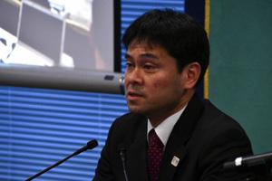 「オリンピック・パラリンピックと社会」(5) 小林亨・東京2020組織委員会国際局NOC/NPC部部長 写真 2