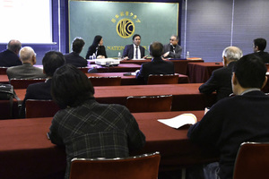 ホルヘ・トレド・アルビニャーナ駐日スペイン大使 会見 写真 4
