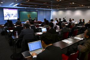 「オリンピック・パラリンピックと社会」(5) 小林亨・東京2020組織委員会国際局NOC/NPC部部長 写真 4