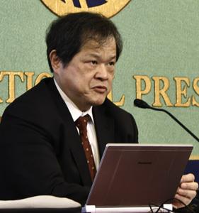 「新型コロナウイルス」(5) 末松誠・日本医療研究開発機構理事長 写真 2