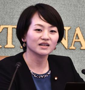 「次の10年 若手政治家に問う」(3) 鈴木貴子・衆議院議員(自由民主党) 写真 1