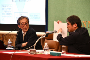 「シリーズ人生100年」(2) 70歳雇用で職場と賃金はどう変わるか 今野浩一郎・学習院大学名誉教授 写真 3