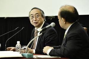 「新型コロナウイルス」(2) 岡部信彦・川崎市健康安全研究所所長 写真 3