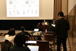 平田麻莉・フリーランス協会代表理事 会見 写真 4