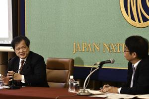「新型コロナウイルス」(5) 末松誠・日本医療研究開発機構理事長 写真 3