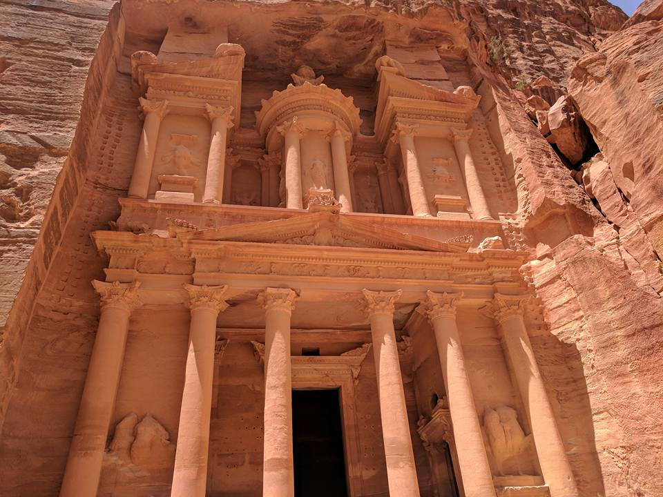 Petra was amazing. If I had one 'wonder' that I could go back to, however, it would be Halong Bay in Vietnam. *BREATHTAKING*