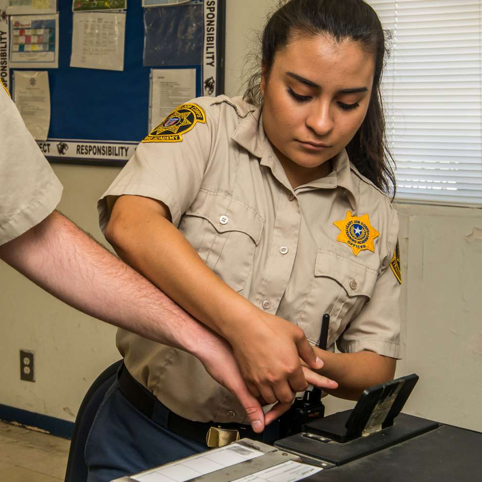 Corrections Officer | Job Corps