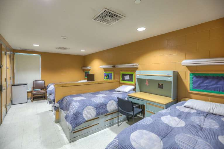 Carville_Dorm48