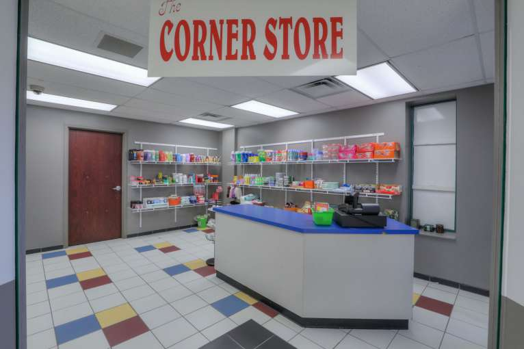 Center Store