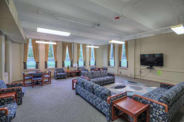 Cascades Job Corps Center dormitory