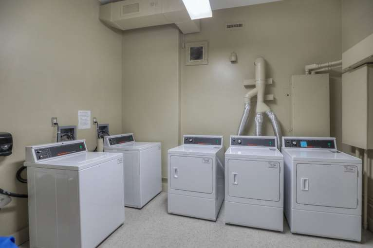 Cascades Job Corps Center laundry facilities