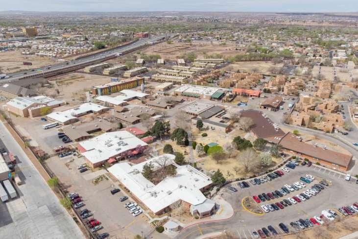 Albuquerque_Aerial9
