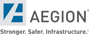 Logo of Aegion Corporation