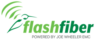 Jwemc flash fiber header logo