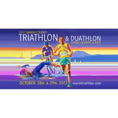 2017 Marin County Triathlon & Duathlon ~ San Rafael