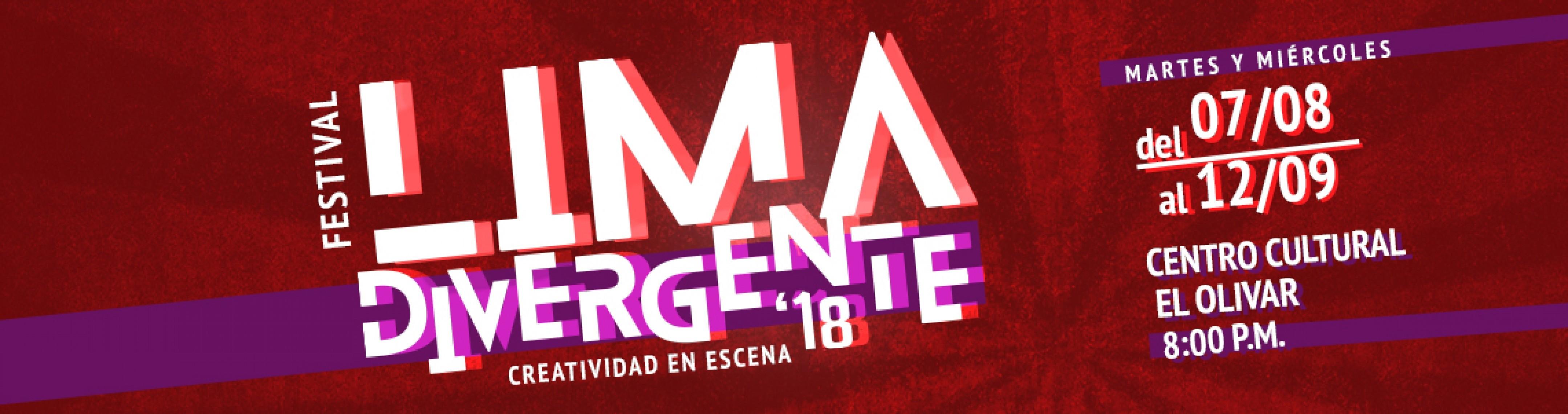 Festival Lima Divergente 2018