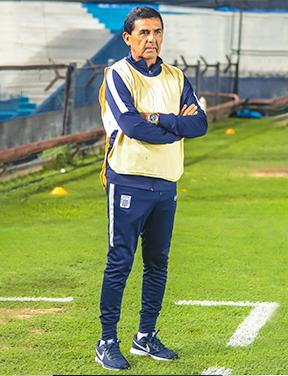 """Jaime Duarte: """"Me puse mi primera camiseta de Alianza a los 5 años"""""""