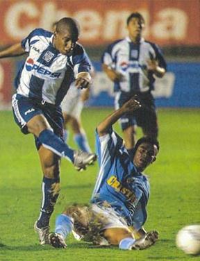 Alianza Lima vs Sporting Cristal 2004