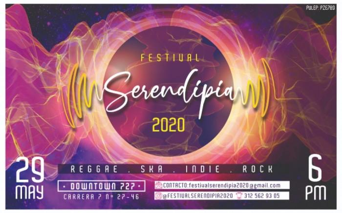 Festival Serendipia 2020
