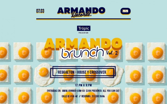 Armando Brunch Vol.2