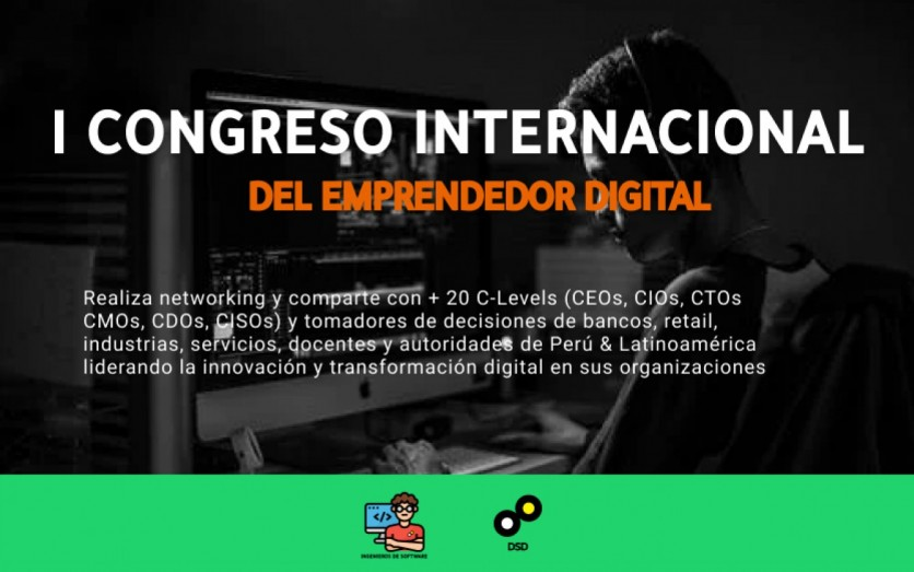 I CONGRESO INTERNACIONAL DEL EMPRENDEDOR DIGITAL