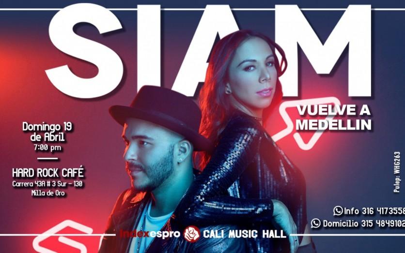 SIAM en Medellín