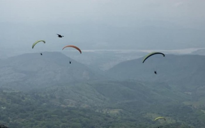 Vuelo Parapente Cross Country