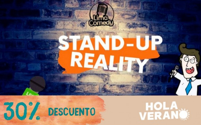 STAND-UP REALITY