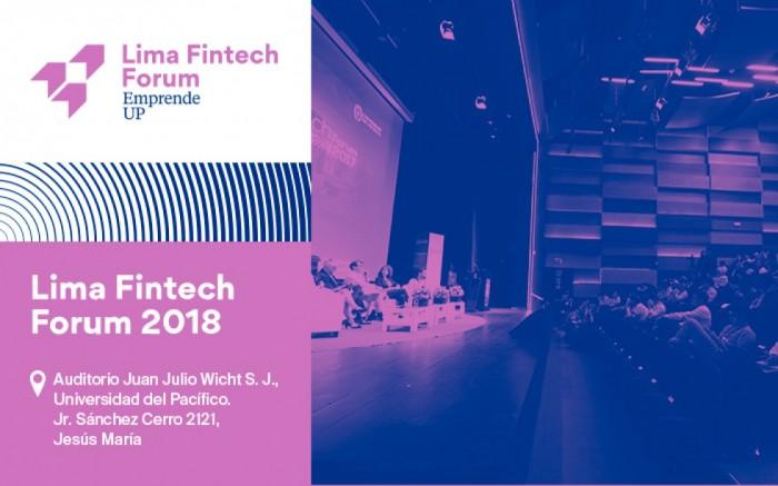 Lima Fintech Forum 2018 /  / Joinnus