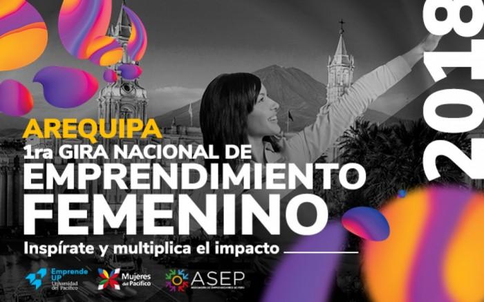 1era Gira de Emprendimiento Femenino - Arequipa /  / Joinnus