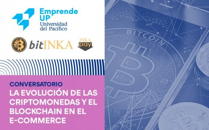 CONVERSATORIO Criptomonedas y Blockchain en el E-Commerce /  / Joinnus