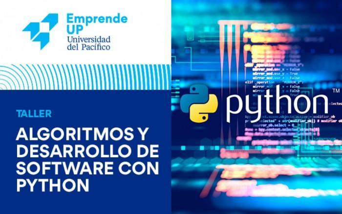 Algoritmos y desarrollo de Software con Python
