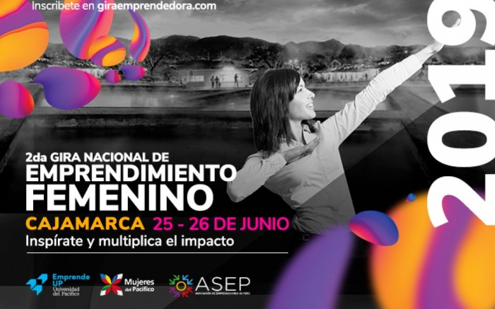 GIRA NACIONAL DE EMPRENDIMIENTO FEMENINO - SEDE CAJAMARCA