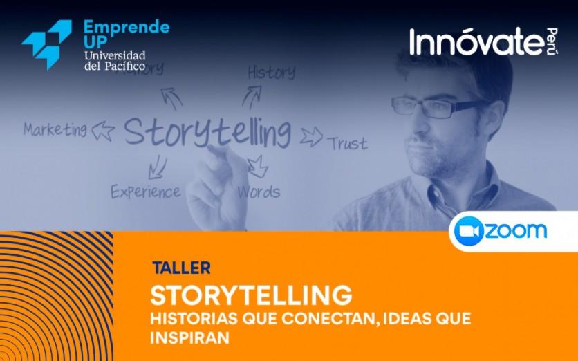 Storytelling: Historias que conectan, ideas que inspiran