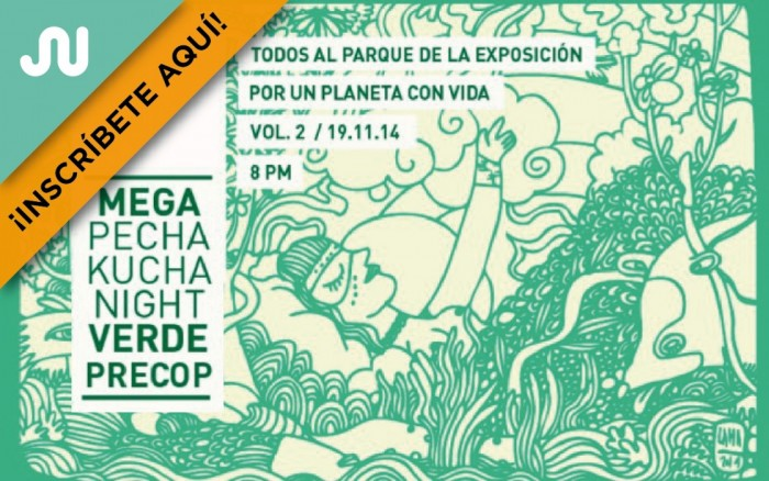 MEGA Pecha Kucha Night VERDE /  / Joinnus