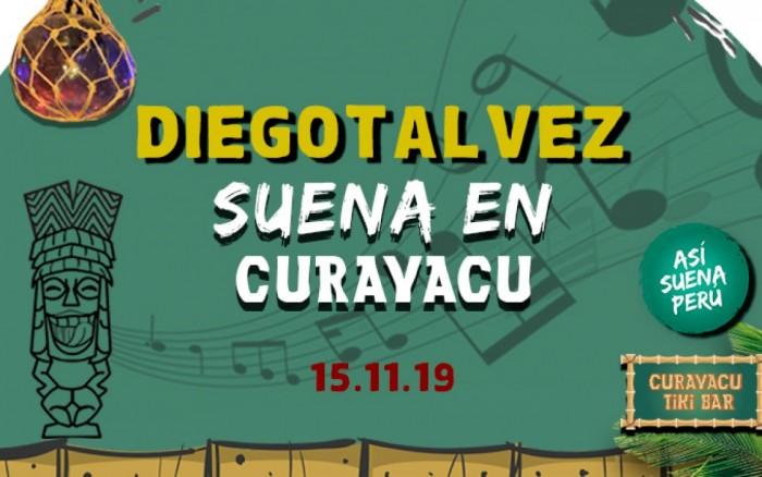 Diegotalvez suena en Curayacu