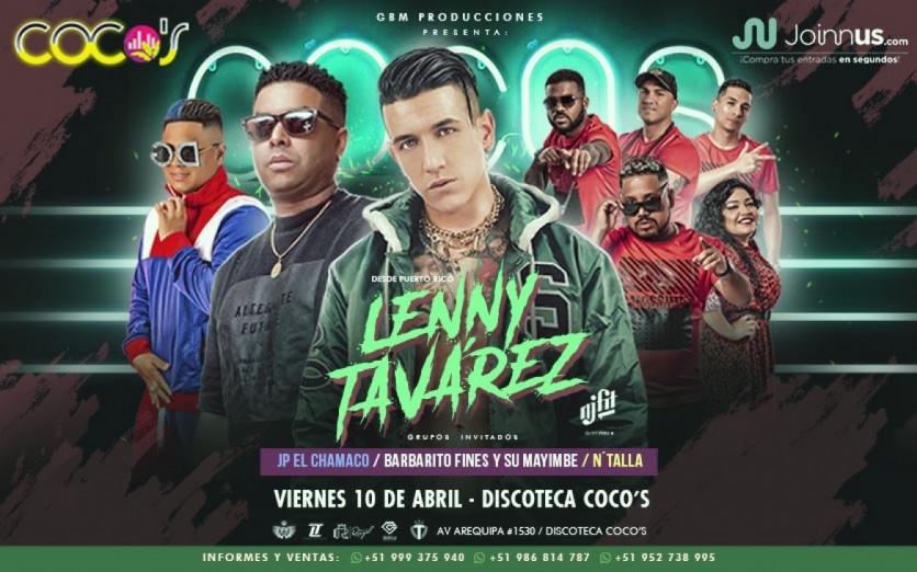 Lenny Tavarez / Fiesta Concierto