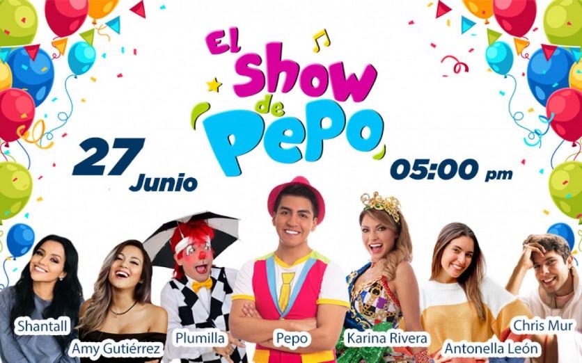 El show de Pepo virtual - Aniversario