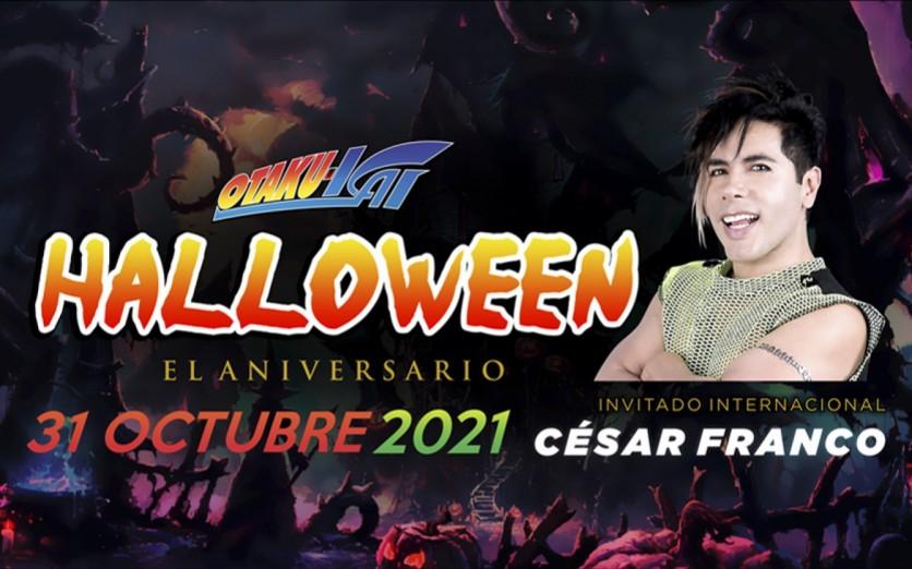 Otaku Kai Halloween 2021: Aniversario