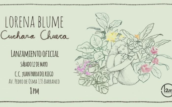 Lorena Blume - Lanzamiento Cuchara Chueca /  / Joinnus