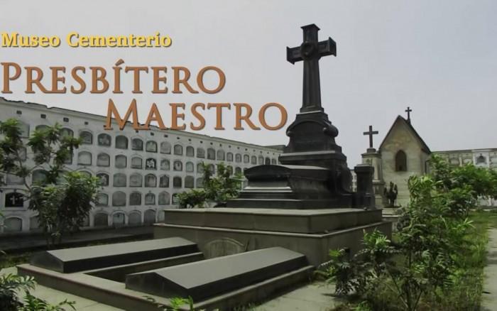 CEMENTERIO PRESBÍTERO MATIAS MAESTRO DE NOCHE