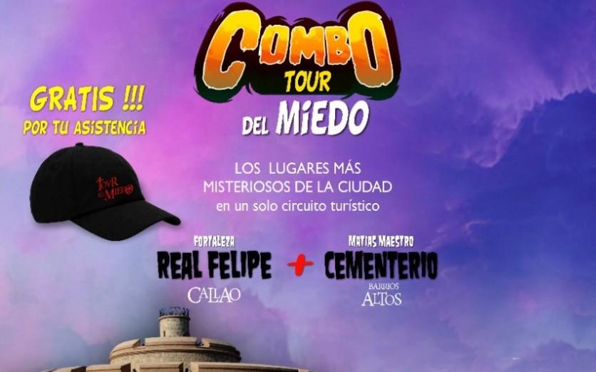 FORTALEZA REAL FELIPE + CEMENTERIO PRESBITERO MATIAS M.