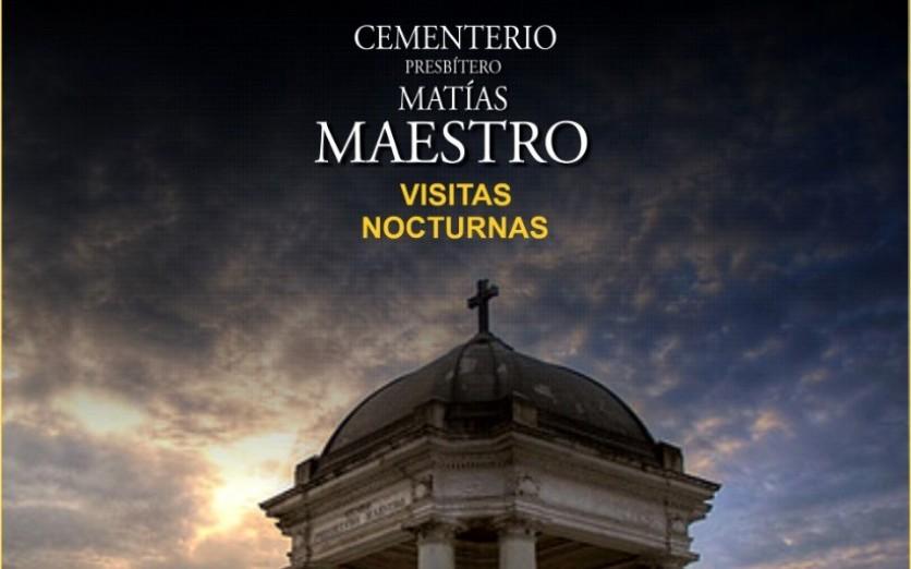 Tour Nocturno al Cementerio