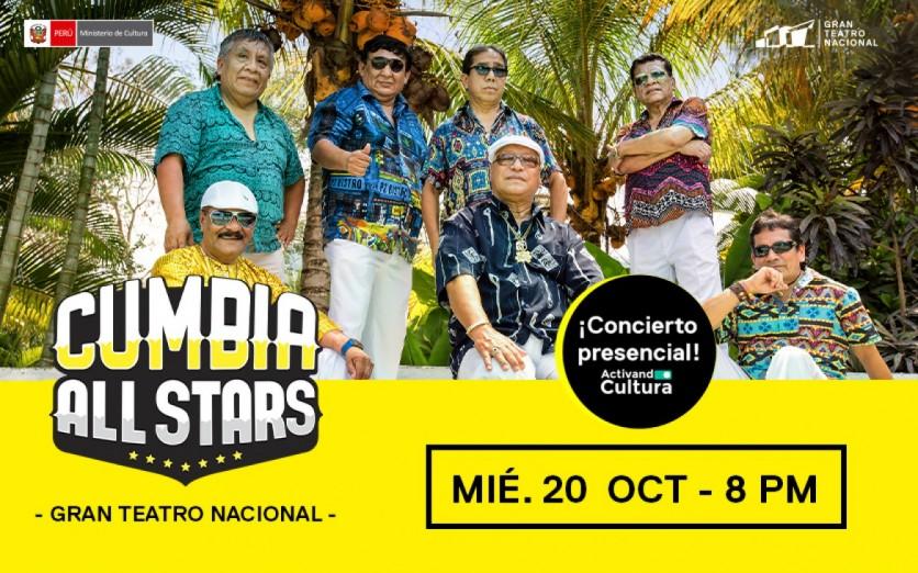 Los maestros de Cumbia All Stars