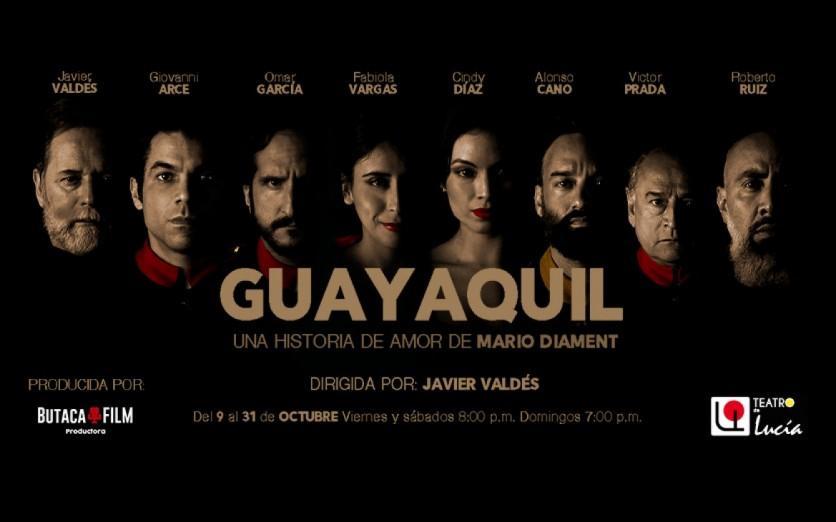 """""""Guayaquil"""" una historia de amor"""