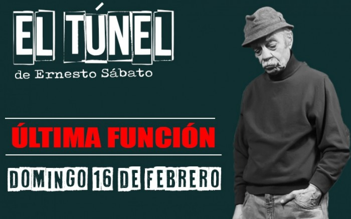 El Tunel - de Ernesto Sábato.