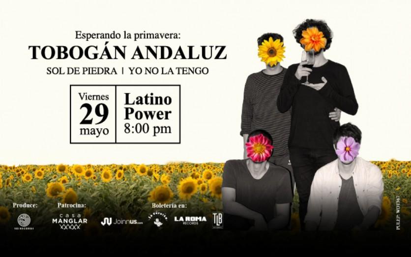 Esperando la Primavera: Tobogán Andalúz en concierto