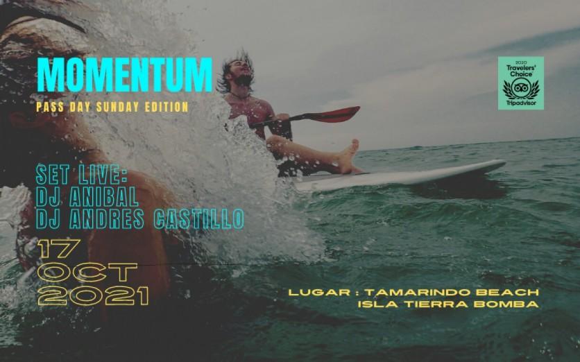 Momentum Pass Day : Sunday Edition
